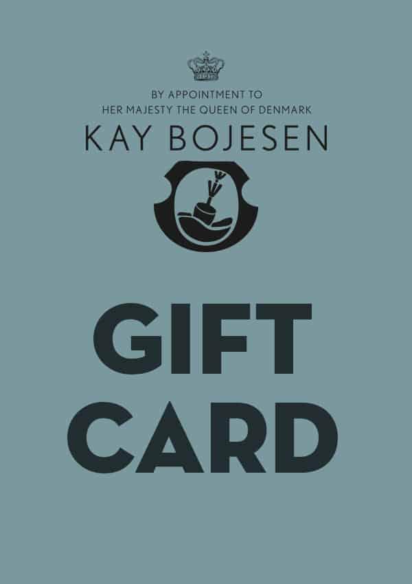 Gift Card Kay Bojesen